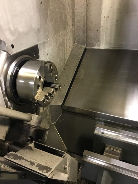 Haas ST-30SSY, Haas, 10 Chk, 3 , 2013, Tailstock, Presetter, Rigid Tap, Y-Axis