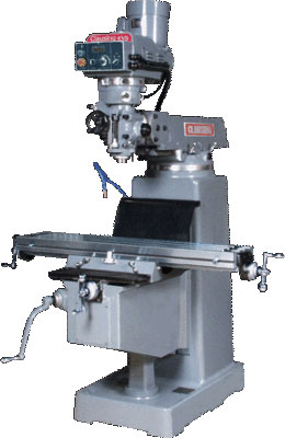 Clausing Vertical Mills For Sale, New & Used | MachineSales com