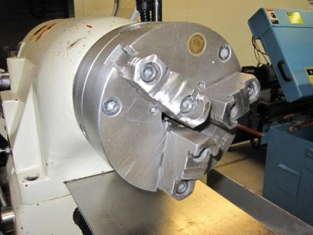 WILTON TOOLROOM LATHE,TRL-1118-3,INCH/METRIC,2003,3-JAW CHUCK,COLLETS